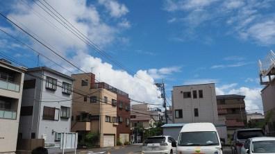 夏祭り2016_青空