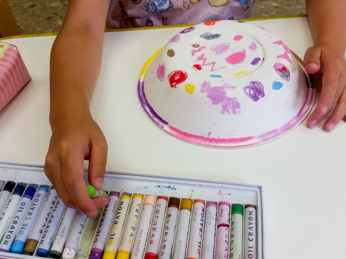 decorate a kids kalimba