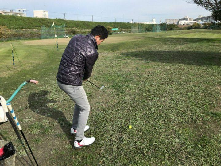 淀川ゴルフラウンドレッスン