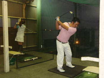 step by step golf school