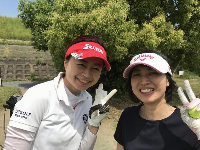 ゴルフスクール大阪ラウンドレッスン