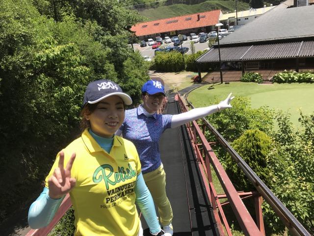 菊水ゴルフラウンドレッスン