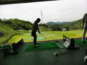 ゴルフレッスン大阪