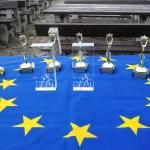 bekers / prijzen eurocup 2011
