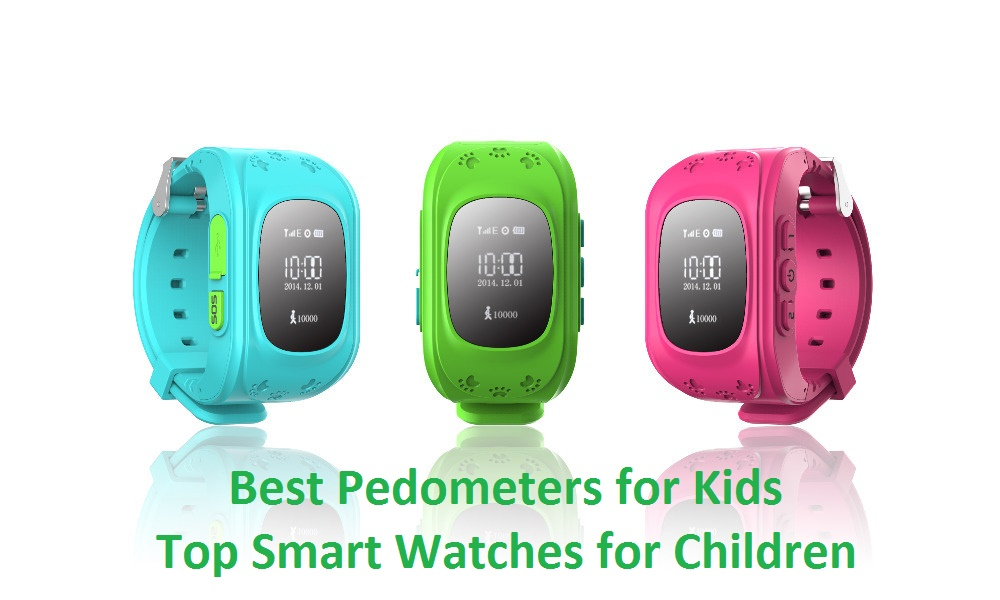 5 Best Kids Pedometer What Are The Best Activity Fitness