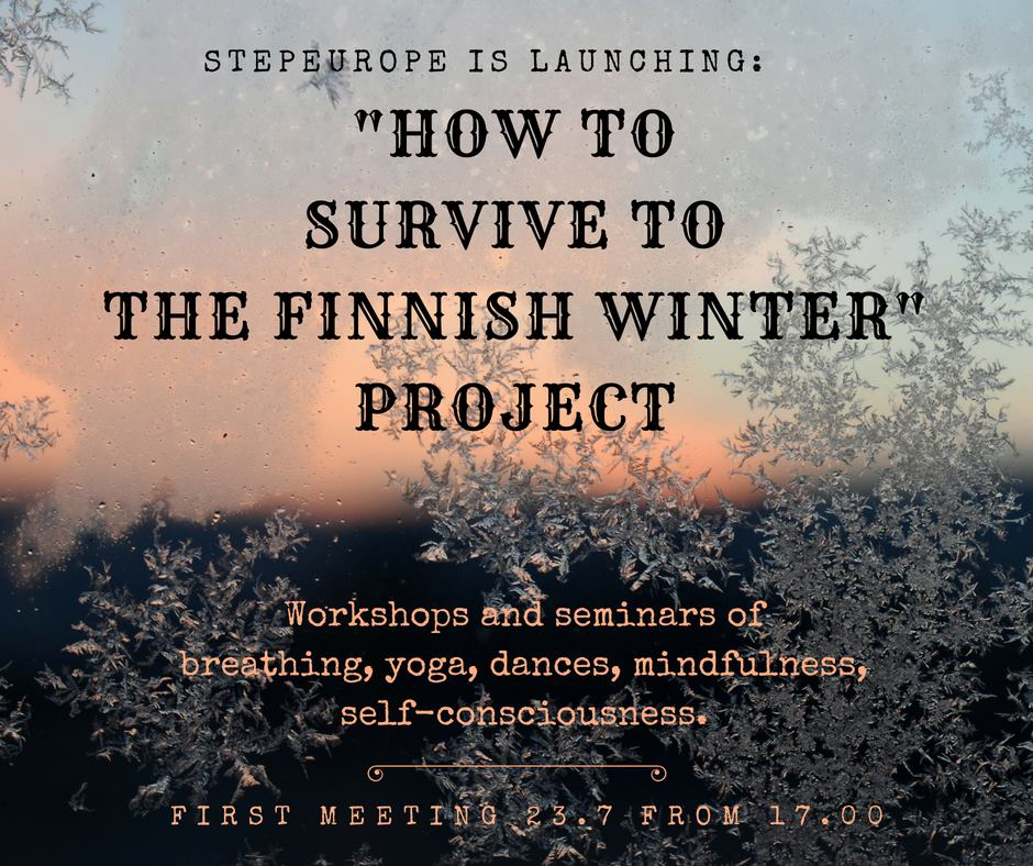 How to Survive the Finnish Winter project 23.8 –