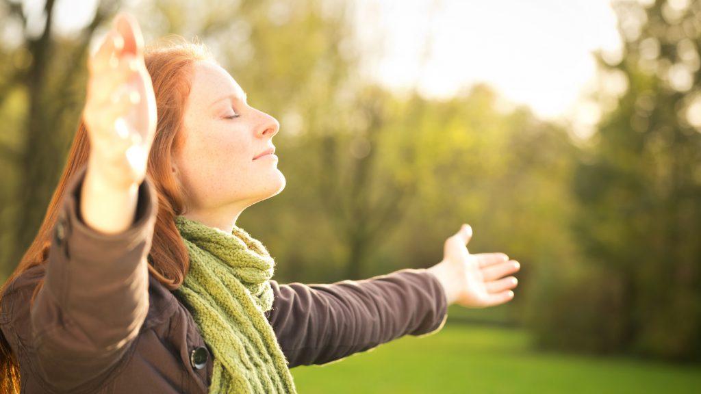 Stepmum Meditating