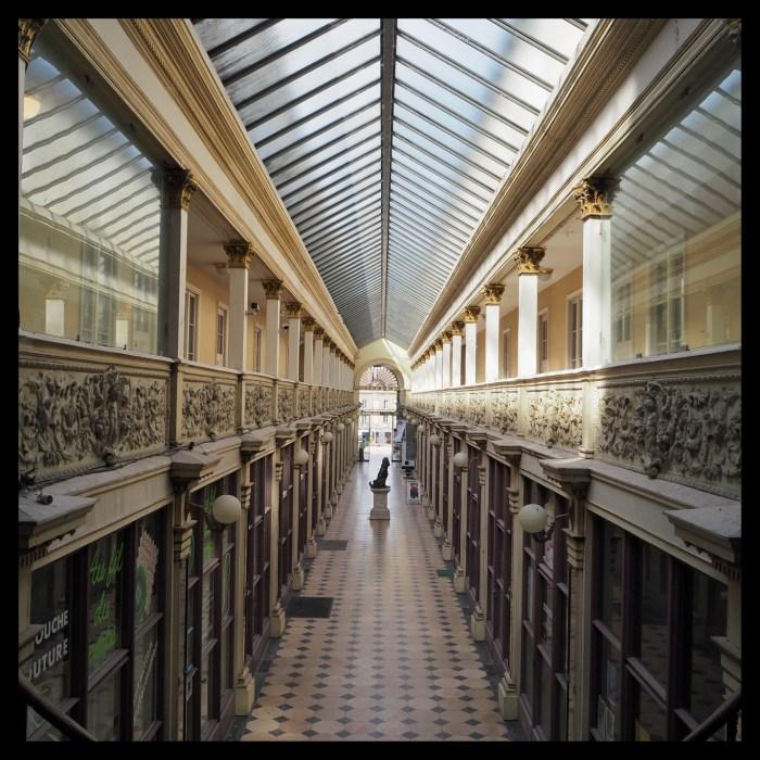 Autun, Passage Balthus