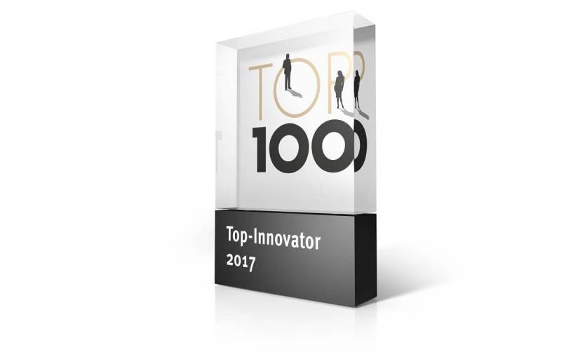 """Top 100"" Innovationspreis Stephan KG"