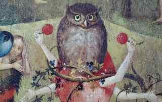 Hieronymus Bosch Ausschnitt