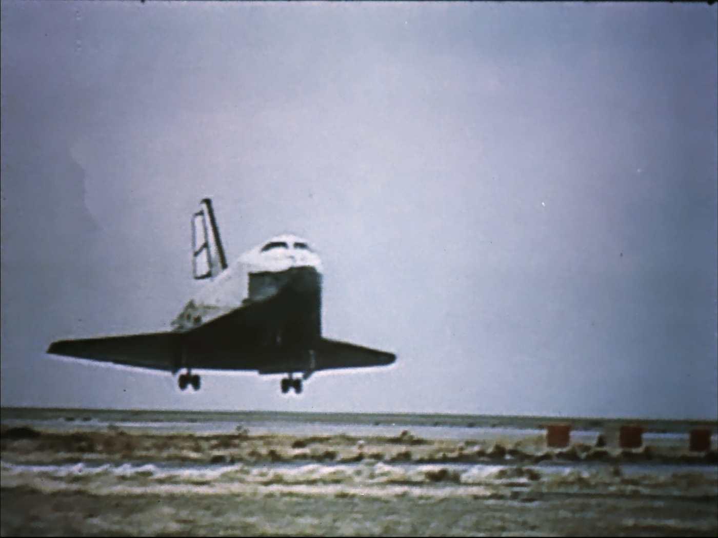 Buran Landung
