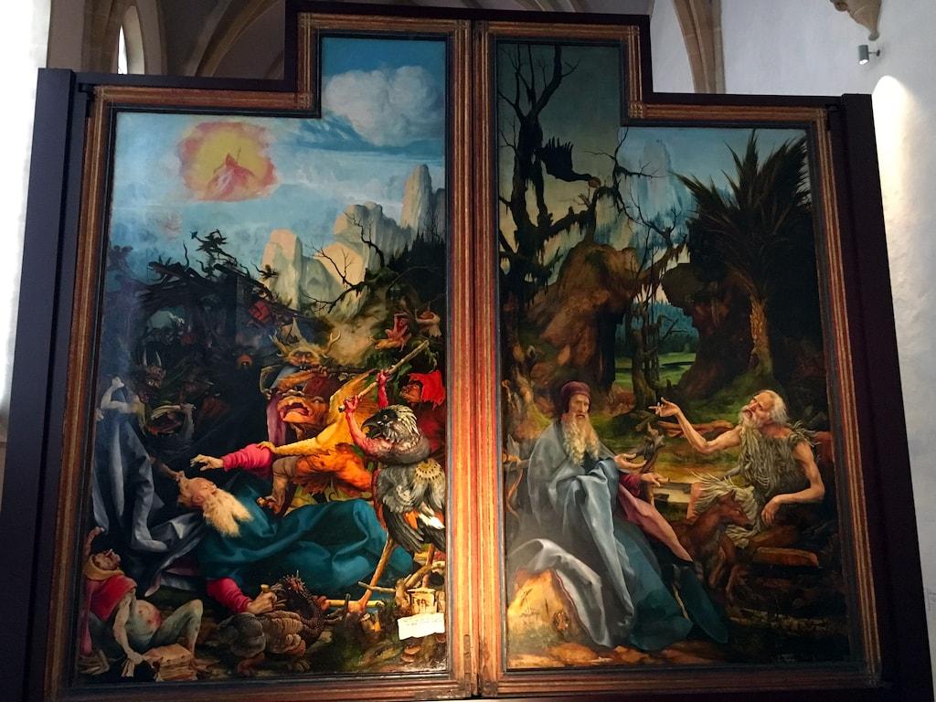 Matthias Grünewald - Isenheimer Altar