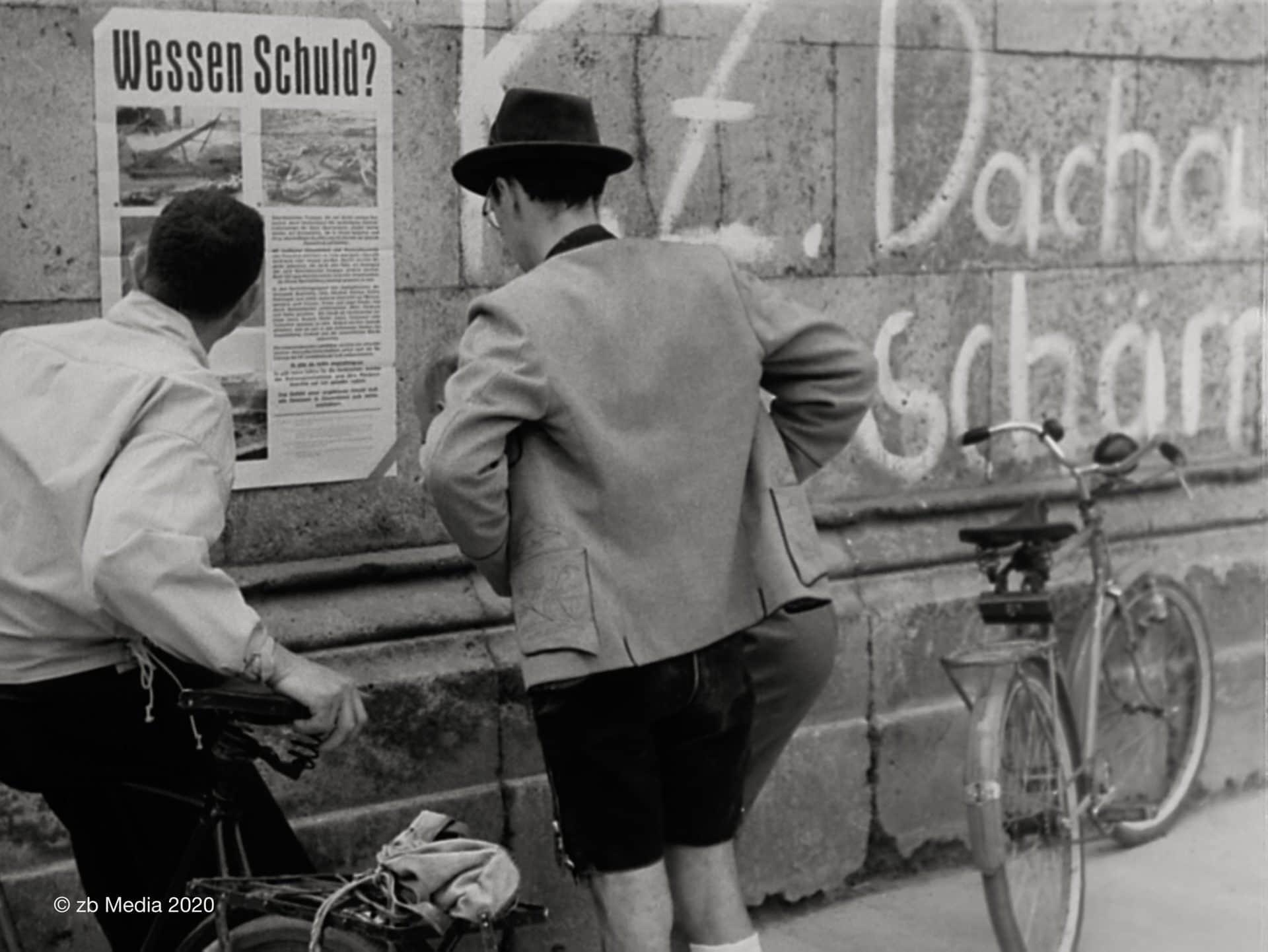München Mai 1945 - Wessen Schuld