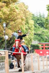 Yabusame Tsurugaoka Hachiman gu - Kamakura