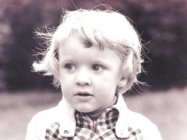 A young Stéphane Denève