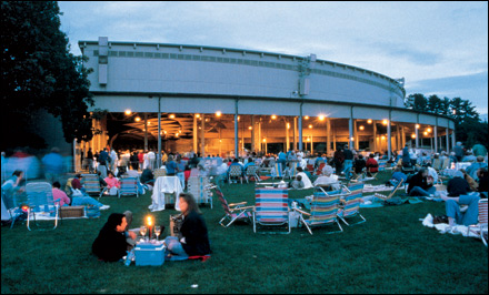 American summer includes Tanglewood debut