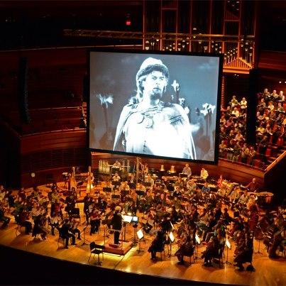 Alexander Nevsky score brought vividly to life by Philadelphia Orchestra