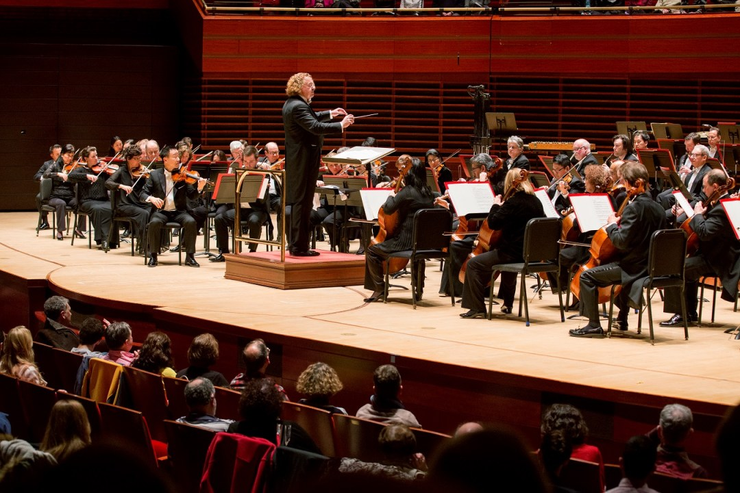 The Philadelphia Orchestra, 14 February 2015 - Photo credit: Jessica Griffin