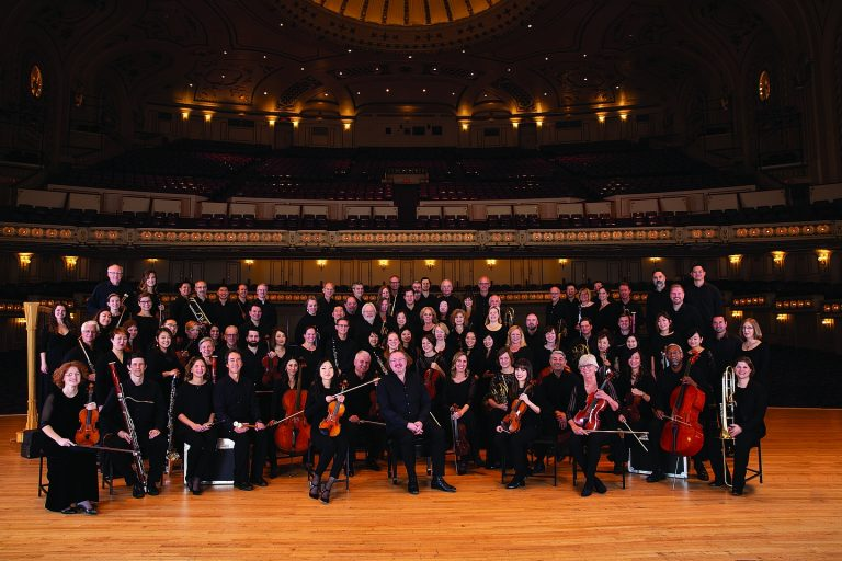 Stéphane Denève and the St. Louis Symphony Orchestra share additional details for the 2019/2020 season