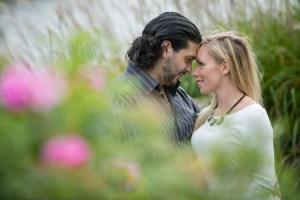 Session de fiançailles dans le Vieux-Lachine