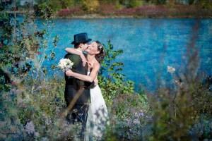 Un mariage en bordure des écluses