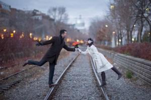 Un mariage intime dans le Vieux-Montréal