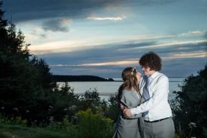 Lorsque l'amour rencontre la beauté grandiose de la nature par Stéphane Lemieux Photographe Mariage Montréal