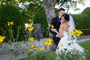 Couple de mariés à Repentigny par photographe de mariage Stéphane Lemieux