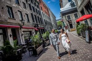 Un mariage très attachant dans le Vieux-Montréal par le photographe de mariage Stéphane Lemieux