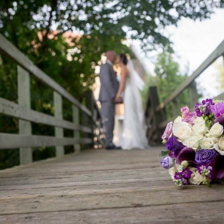 Magnifique mariage à l'Hôtel Trois Tilleuls