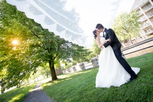 Mariage romantique dans le Vieux-Lachine par Stéphane Lemieux photographe mariage