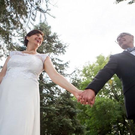 Un mariage d'automne à Boucherville
