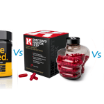 Alpha Lean 7 Vs Instant Knockout Vs Prime Shred