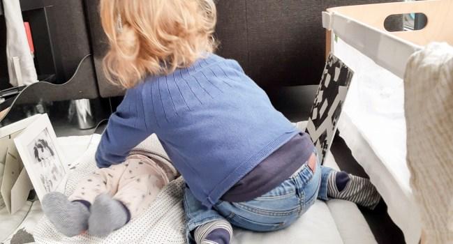 Tegen je baby praten – baby week 3