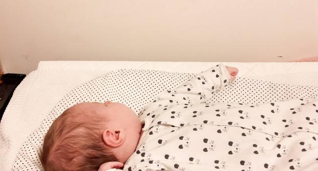 Concentratie – baby week 4