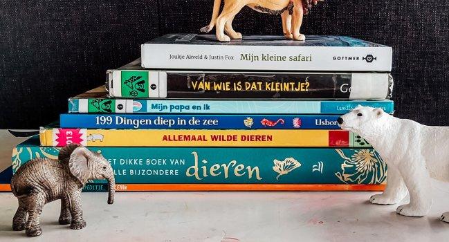 Non-fictie: boeken over dieren