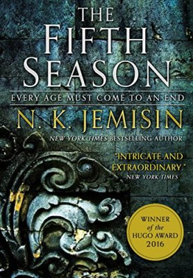 Cover of The Fifth Season by NK Jemisin