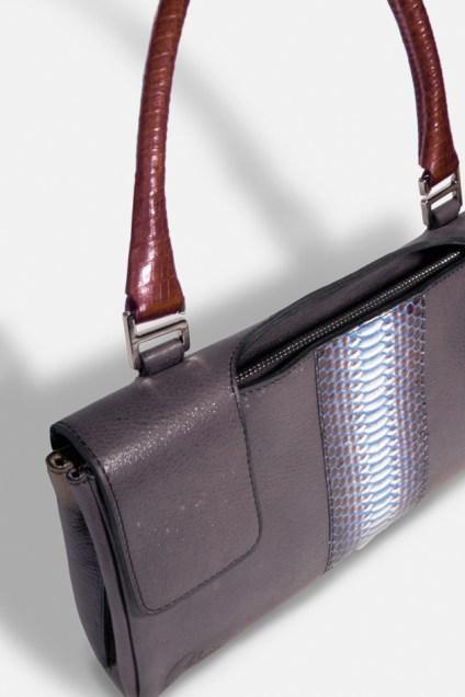 Sac Pochette clutch Cesaire Paris Designer leather handbag made in France fabriqué en France