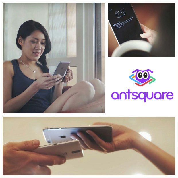 Antsquare App Trailer Stills