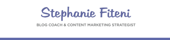 blog and content marketing coach