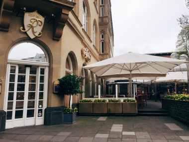 Cafe Reichard, Cologne