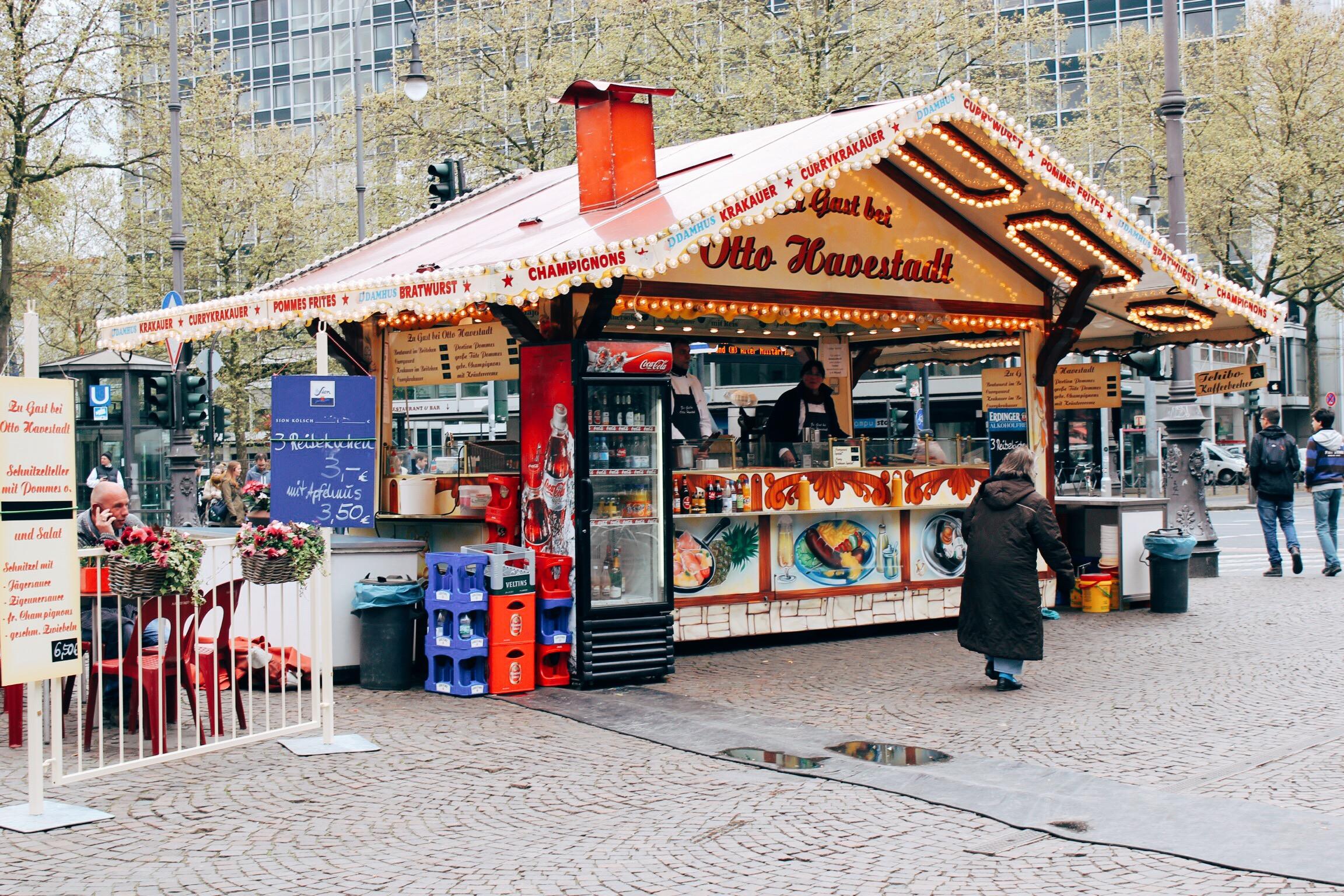 German Street food, Cologne