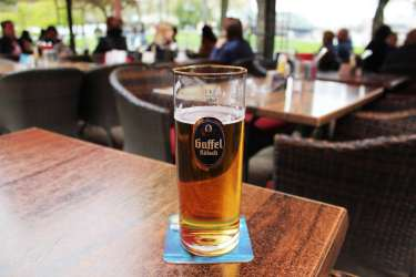 Kolsch beer in Cologne