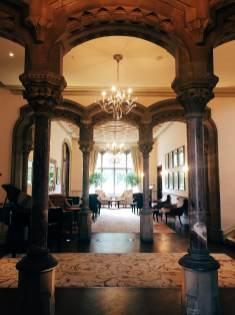 Rockliffe Hall archways