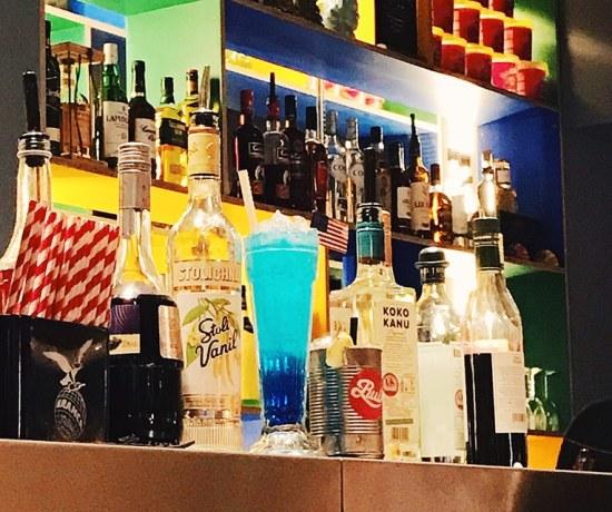 Rub Smokehouse cocktail night