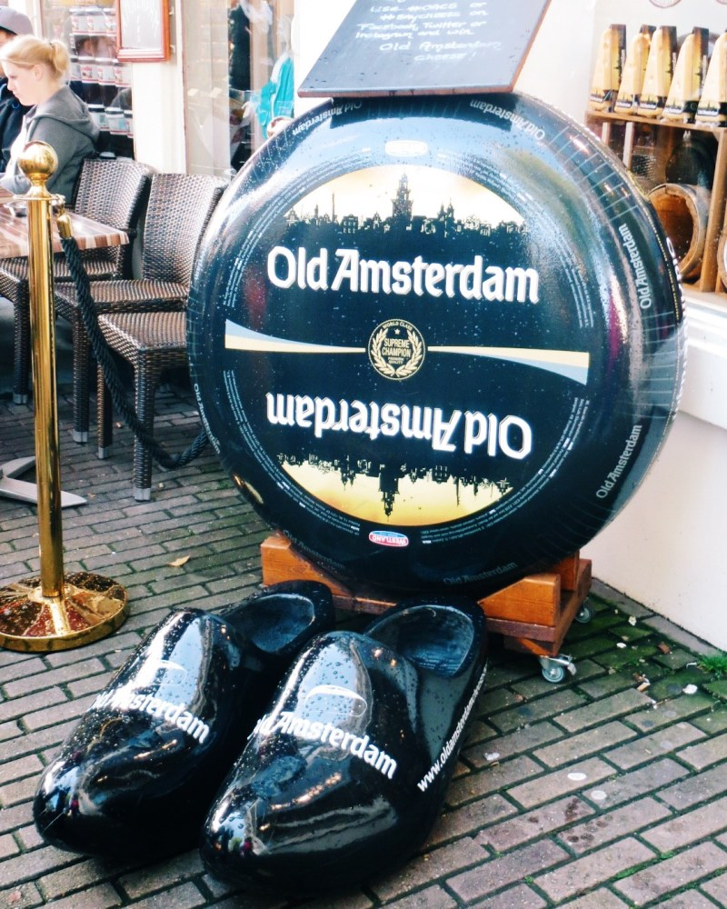 Old Amsterdam cheese, Bloemenmarkt