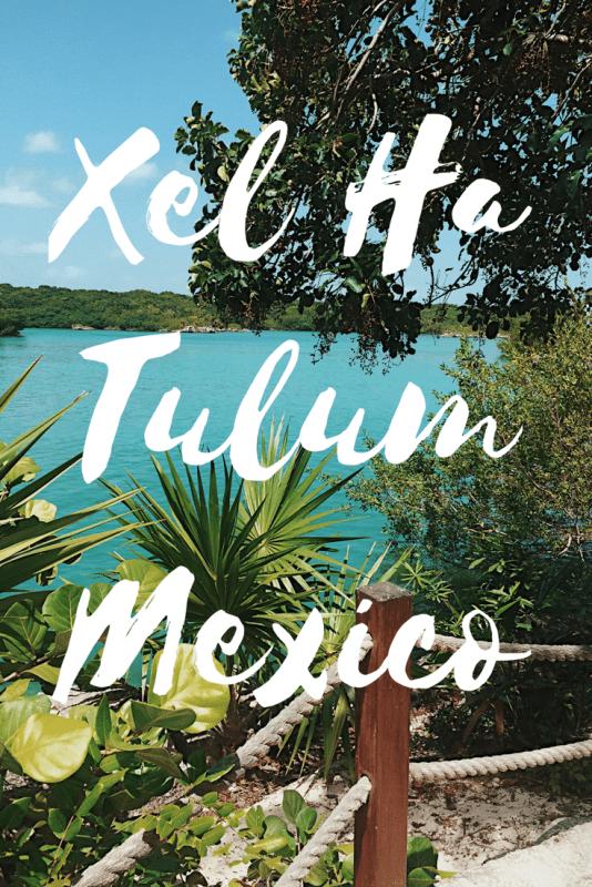 Xel Ha, Tulum, Mexico