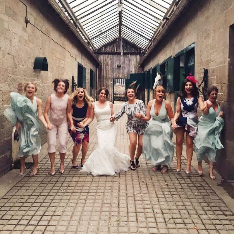 Vickies wedding