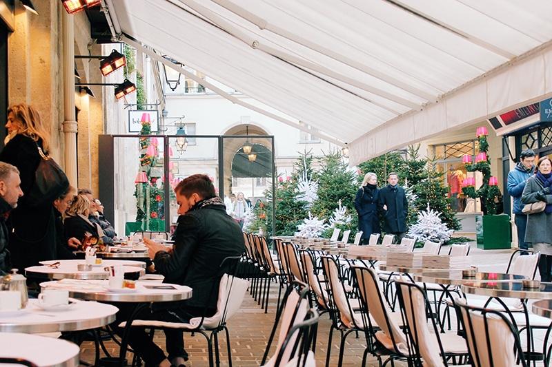 Le Village cafe