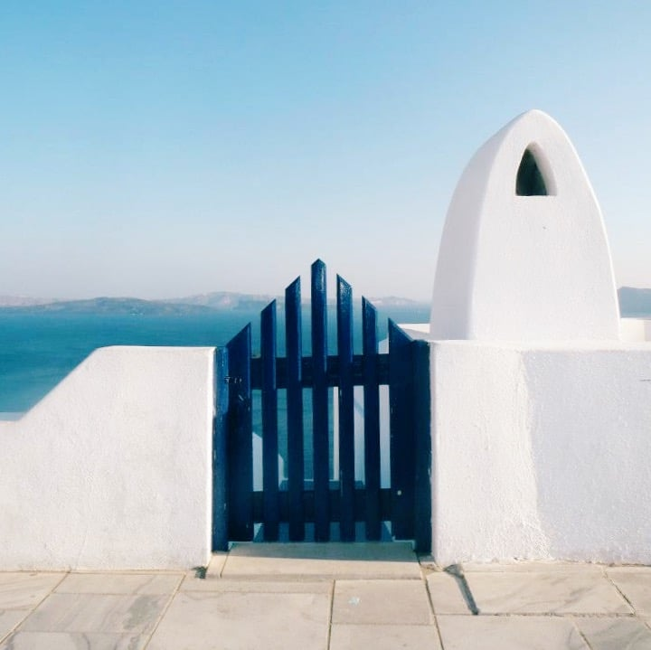 Gates of Santorini